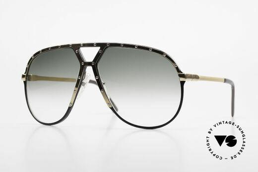 Alpina M1 80er Sonnenbrille W Germany Details