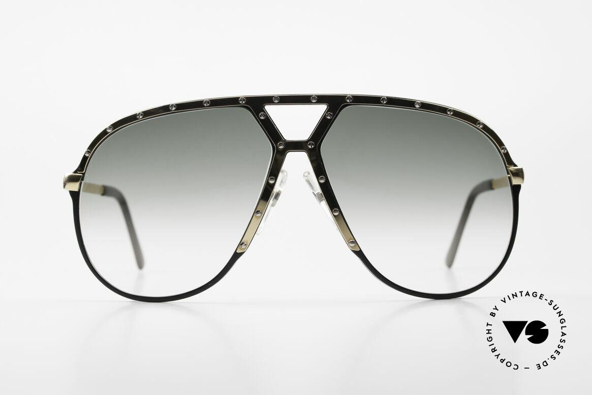 Alpina M1 80er Sonnenbrille W Germany, Stevie Wonder machte das Alpina Modell berühmt, Passend für Herren
