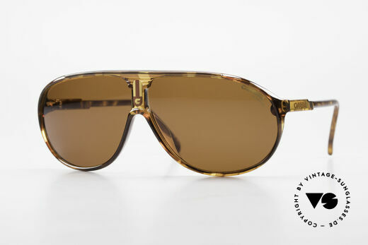 Carrera 5412 80er Brille 3 Mal Sonnengläser Details