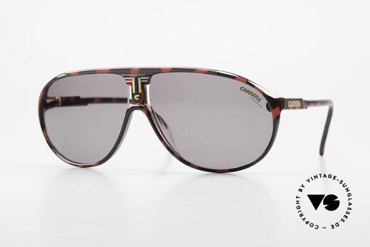 Carrera 5412 80er Sonnenbrille Optyl Sport Details