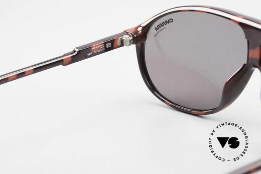 Carrera 5412 80er Sonnenbrille Optyl Sport, ungetragen (wie alle unsere 80er Carrera Sonnenbrillen), Passend für Herren und Damen