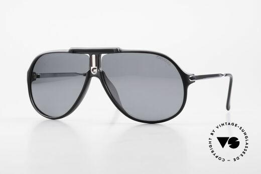 Carrera 5590 80er 90er Brille Polarisierend Details