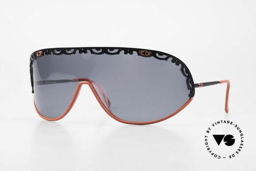 Christian Dior 2501 Polarisierende Sonnenbrille Details