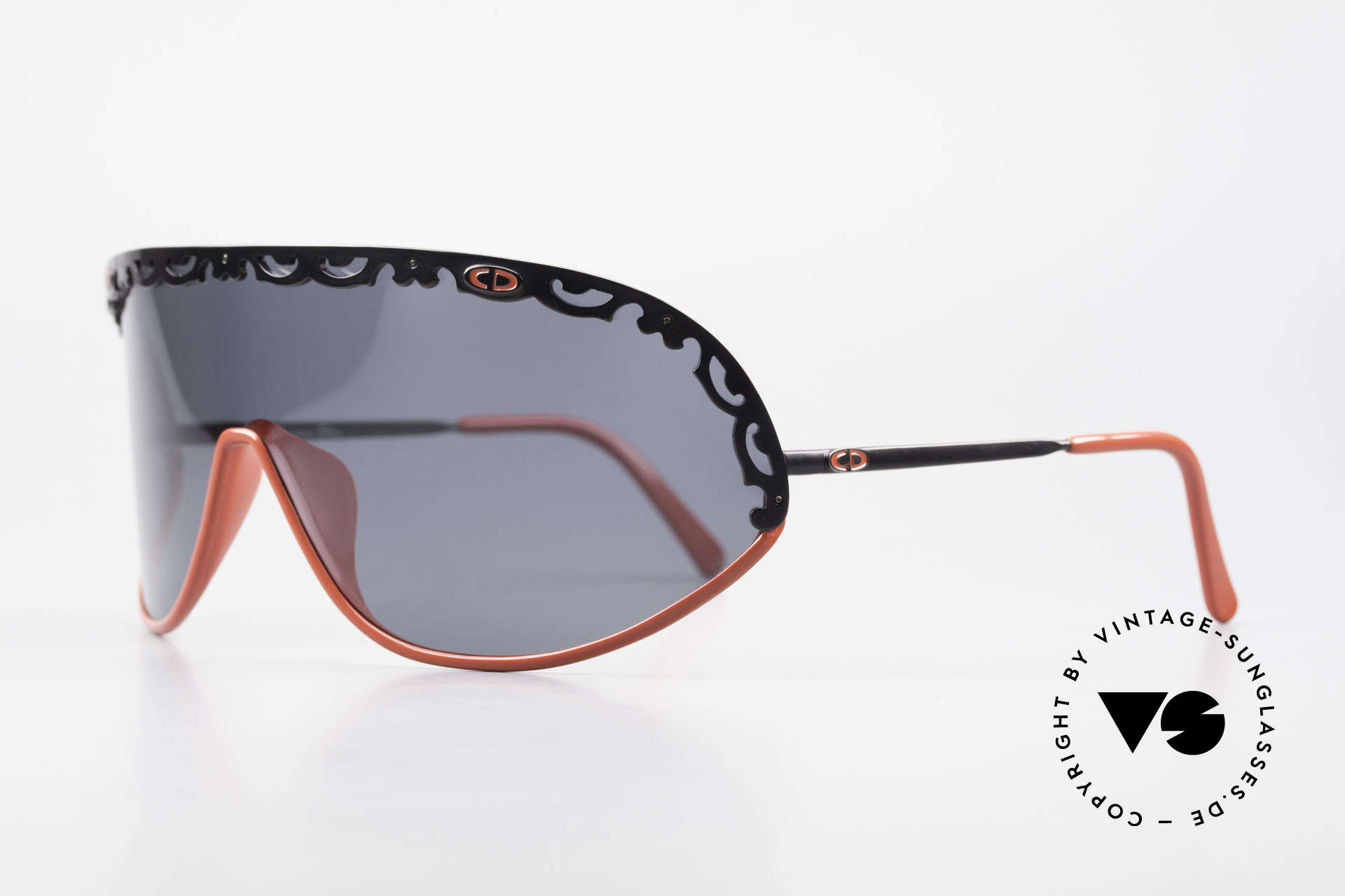 """Christian Dior 2501 Polarisierende Sonnenbrille, ein vintage """"Must-have"""" für alle Mode-Liebhaberinnen, Passend für Damen"""