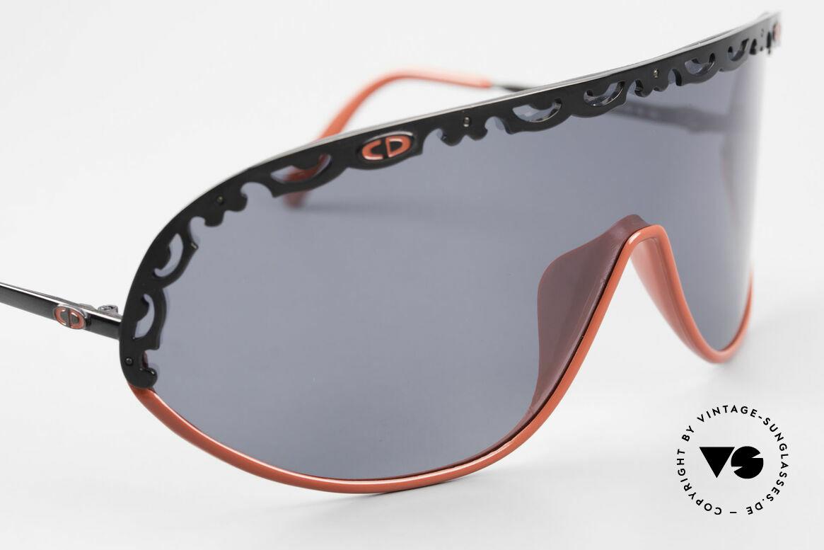 Christian Dior 2501 Polarisierende Sonnenbrille, ungetragen (wie alle unsere 80er / 90er C. Dior Brillen), Passend für Damen