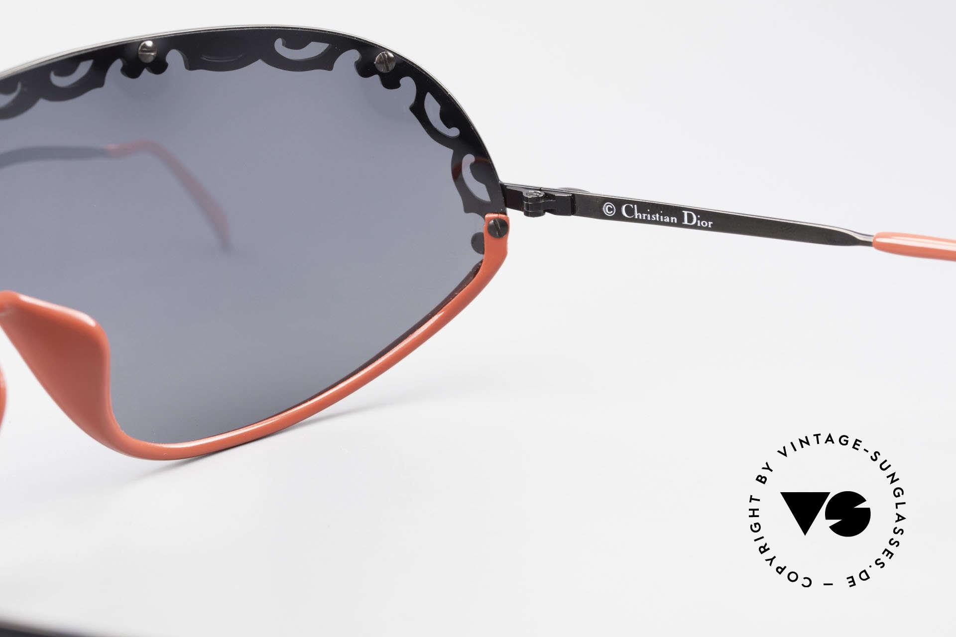 Christian Dior 2501 Polarisierende Sonnenbrille, Größe: extra large, Passend für Damen