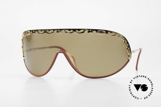Christian Dior 2501 Panorama View Sonnenbrille Details