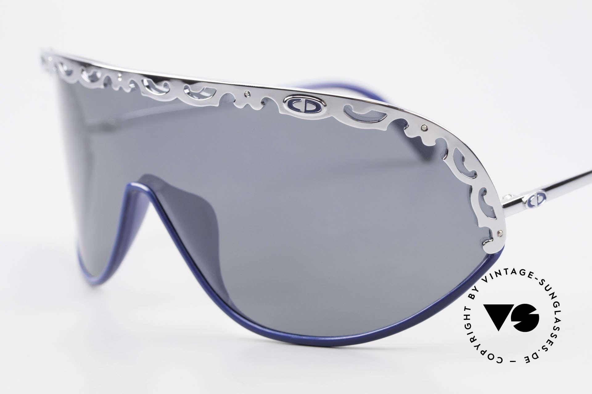 Christian Dior 2501 Panorama View Designerbrille, ungetragen (wie alle unsere 80er / 90er C. Dior Brillen), Passend für Damen