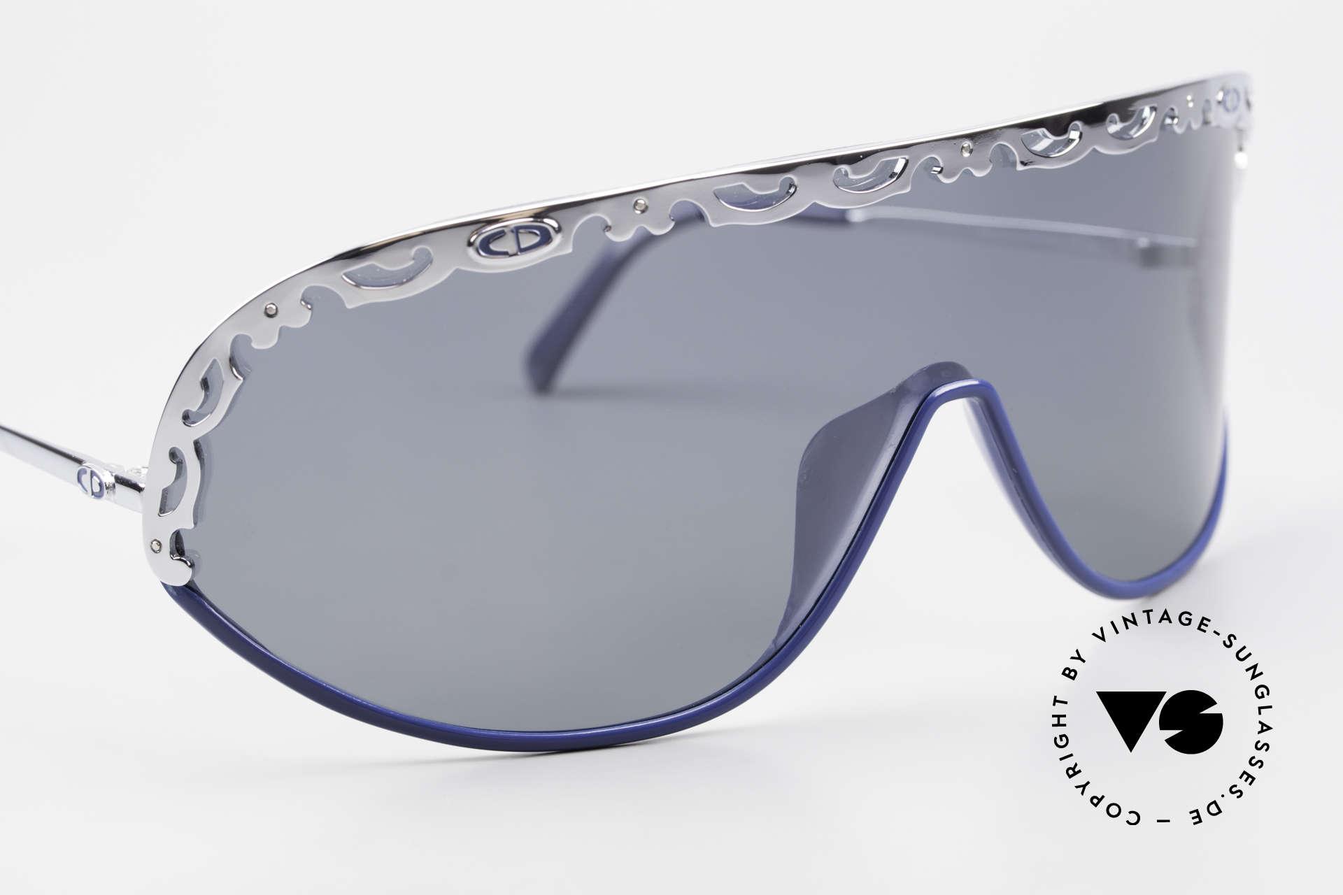 Christian Dior 2501 Panorama View Designerbrille, KEINE RETROmode; eine 30 Jahre alte vintage Rarität!, Passend für Damen