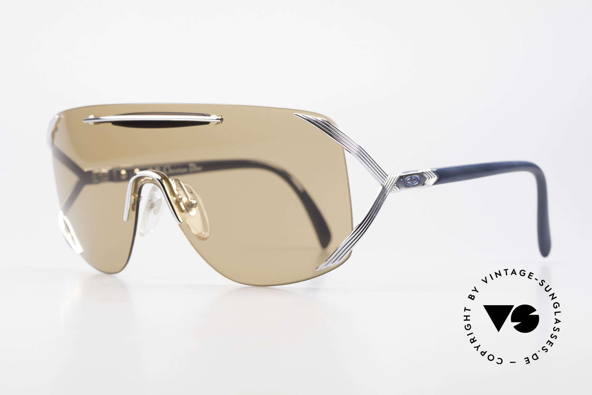 Christian Dior 2434 Panorama View Sonnenbrille, brilliantes, sehr seltenes 'Panorama View' Modell, Passend für Damen
