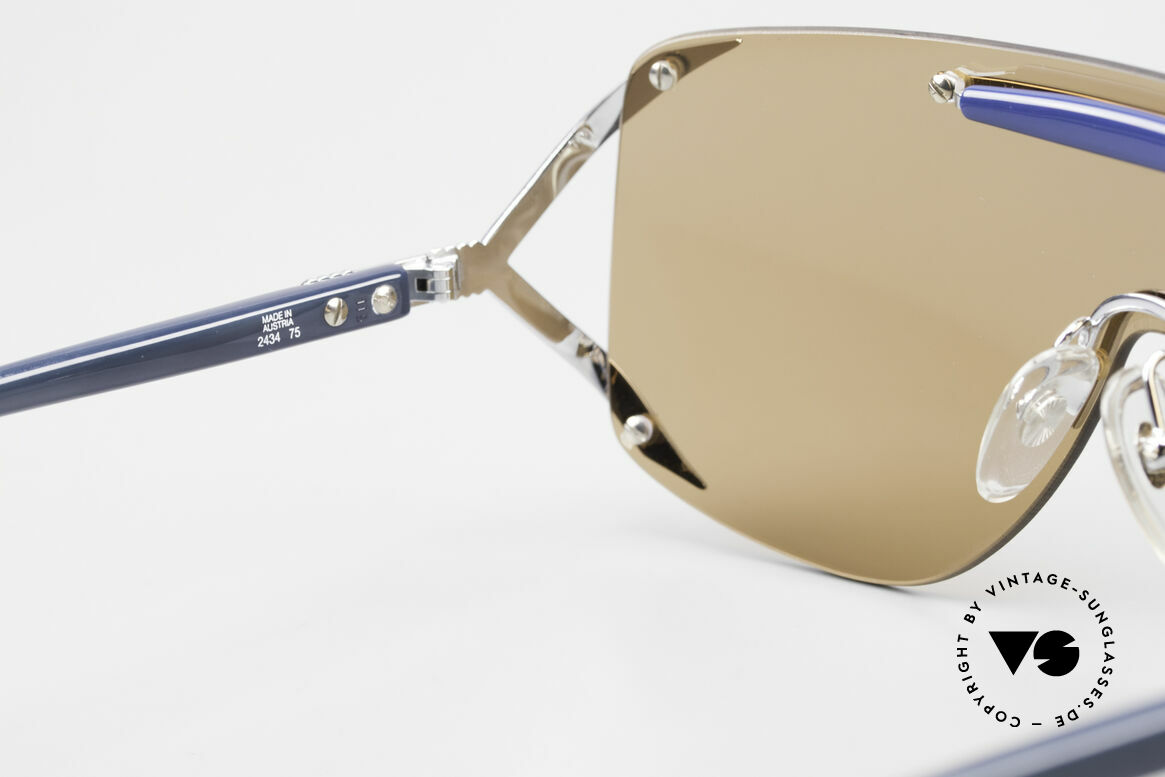 Christian Dior 2434 Panorama View Sonnenbrille, KEINE Retro Sonnenbrille; eine echte alte Rarität, Passend für Damen