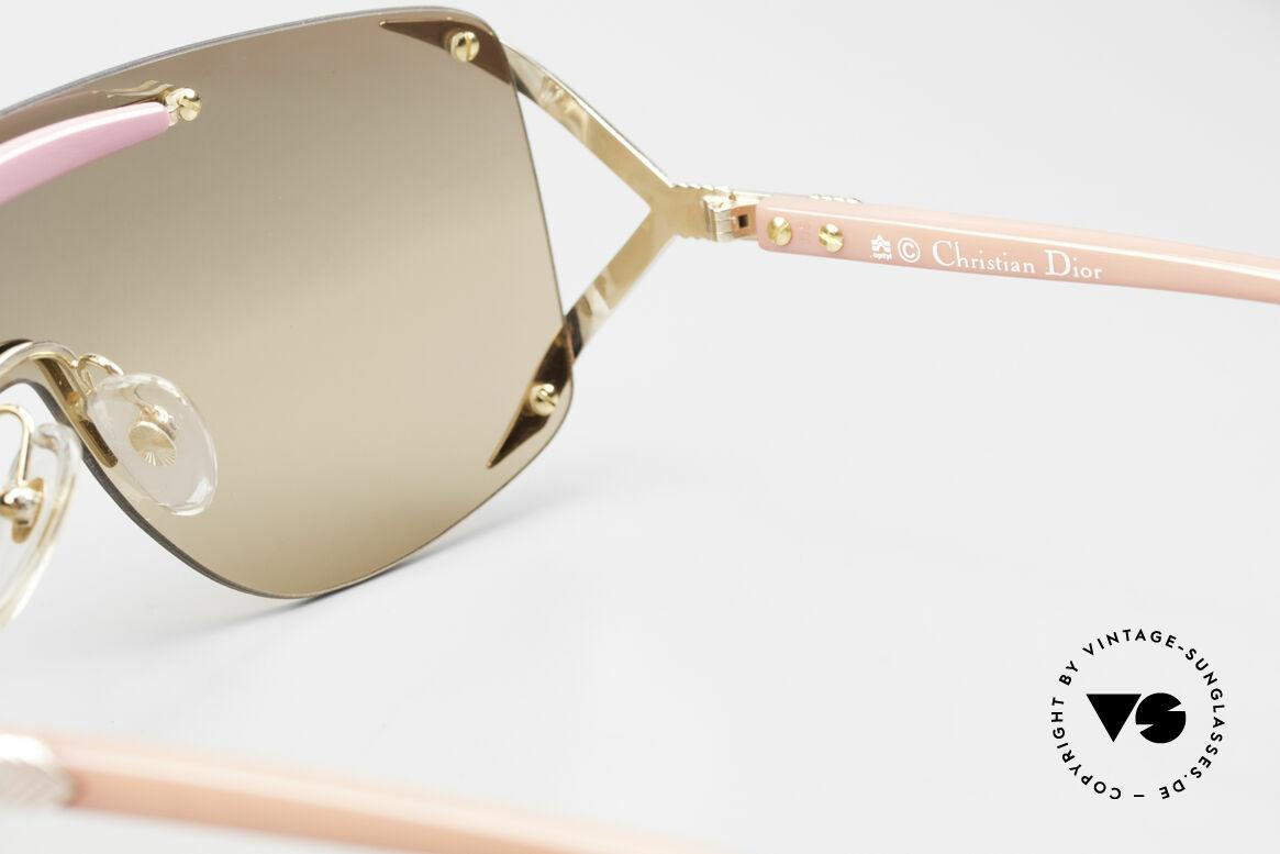 Christian Dior 2434 Leicht Pink Verspiegelte Brille, Größe: medium, Passend für Damen