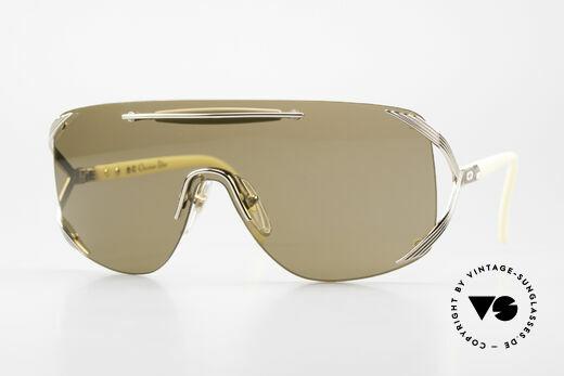 Christian Dior 2434 Designerbrille Shield Maske Details