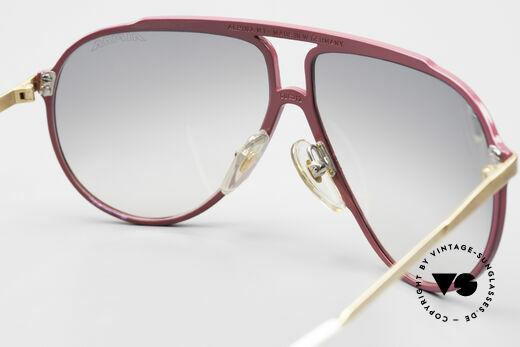 Alpina M1 80er Vintage Kultbrille Pink, daher bereits deutlich von 499 auf 299€ reduziert, Passend für Damen