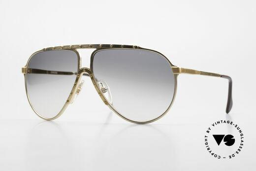 Alpina M1 80er Kult Vintage Sonnenbrille Details