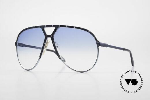 Alpina M1 Erste 80er Generation Brille Details