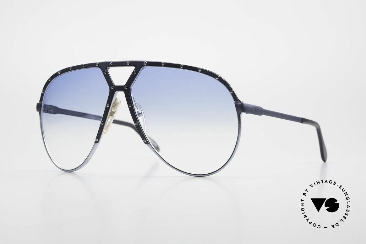Alpina M1 Erste 80er Generation Brille, super seltenes Modell der ersten M1-Generation, Passend für Herren