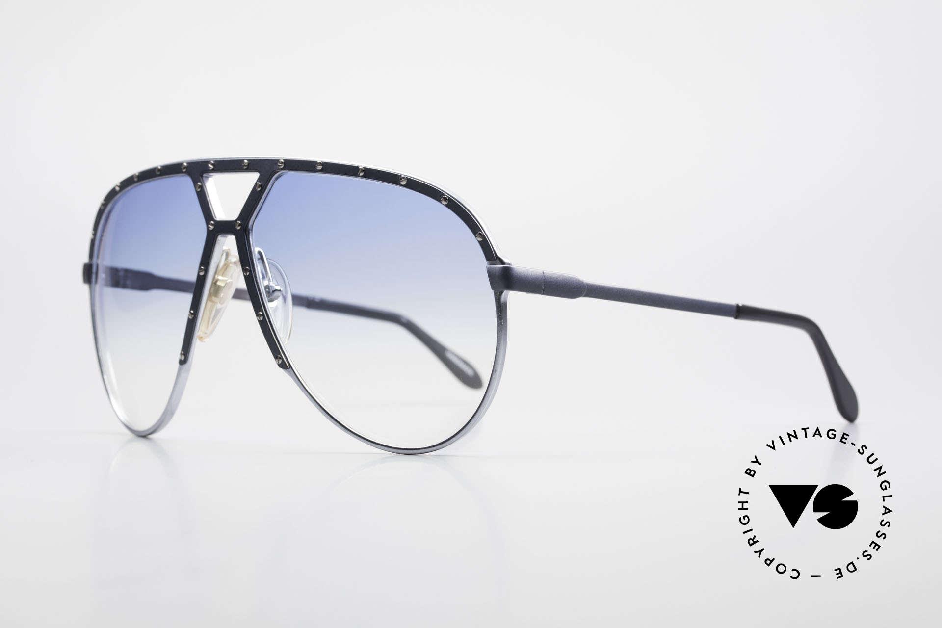 Alpina M1 Erste 80er Generation Brille, 1. Generation ist etwas höher als die M1s ab 1985, Passend für Herren