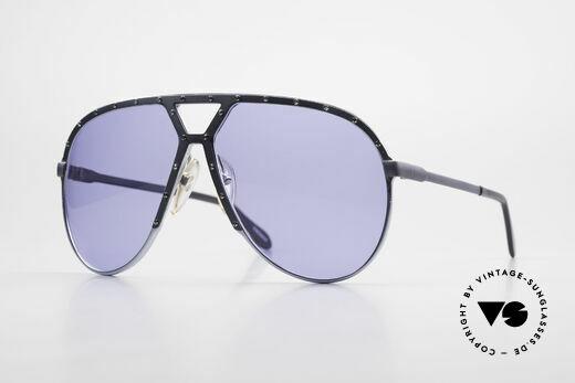 Alpina M1 Alte M1 Sonnenbrille Von 1981 Details