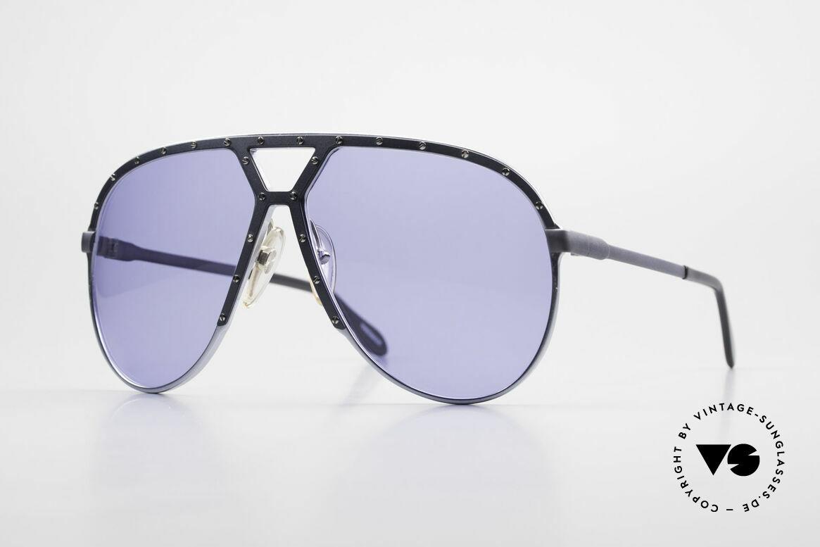 Alpina M1 Alte M1 Sonnenbrille Von 1981, Alpina M1 Brille von 1981: erste M1-Generation, Passend für Herren