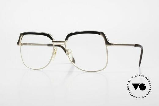 Bausch & Lomb 418 80er Gold Filled Kombi Brille Details