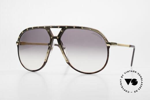 Alpina M1 Sehr Rare Vintage Sonnenbrille Details