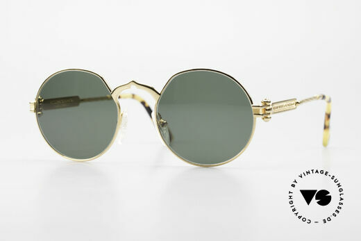 Philippe Charriol 92CPT Insider Luxus Sonnenbrille 80er Details