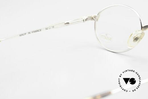 Bugatti 14109 90er Brille Titanium Herren, KEINE Retrobrille, sondern ein echtes 90er Original, Passend für Herren