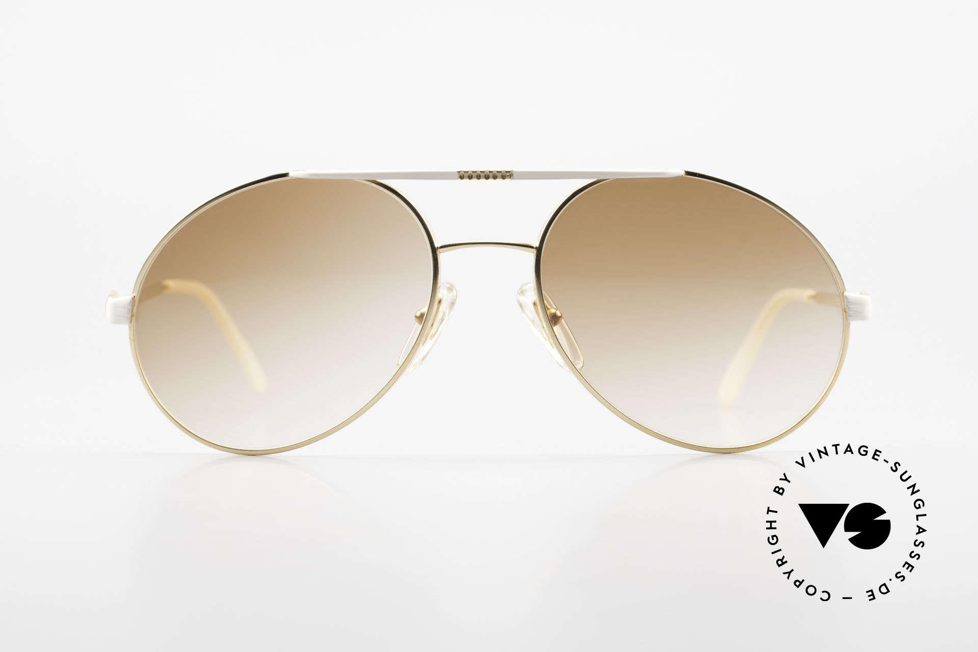 Bugatti 64317 Herren Sonnenbrille Vintage, höchste Qualität & beste Passform (made in France), Passend für Herren