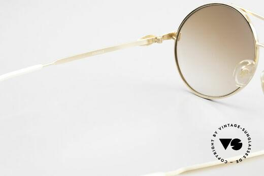Bugatti 64317 Herren Sonnenbrille Vintage, Sonnengläser können beliebig ausgetauscht werden, Passend für Herren