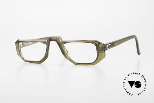 Christian Dior 2008 70er Jahre Lesebrille Optyl Details
