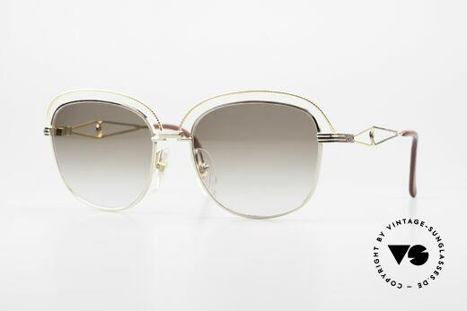 Christian Dior 2461 80er Jahre Damensonnenbrille Details