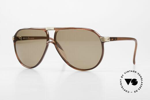 Christian Dior 2300 Alte 80er Sonnenbrille Optyl Details