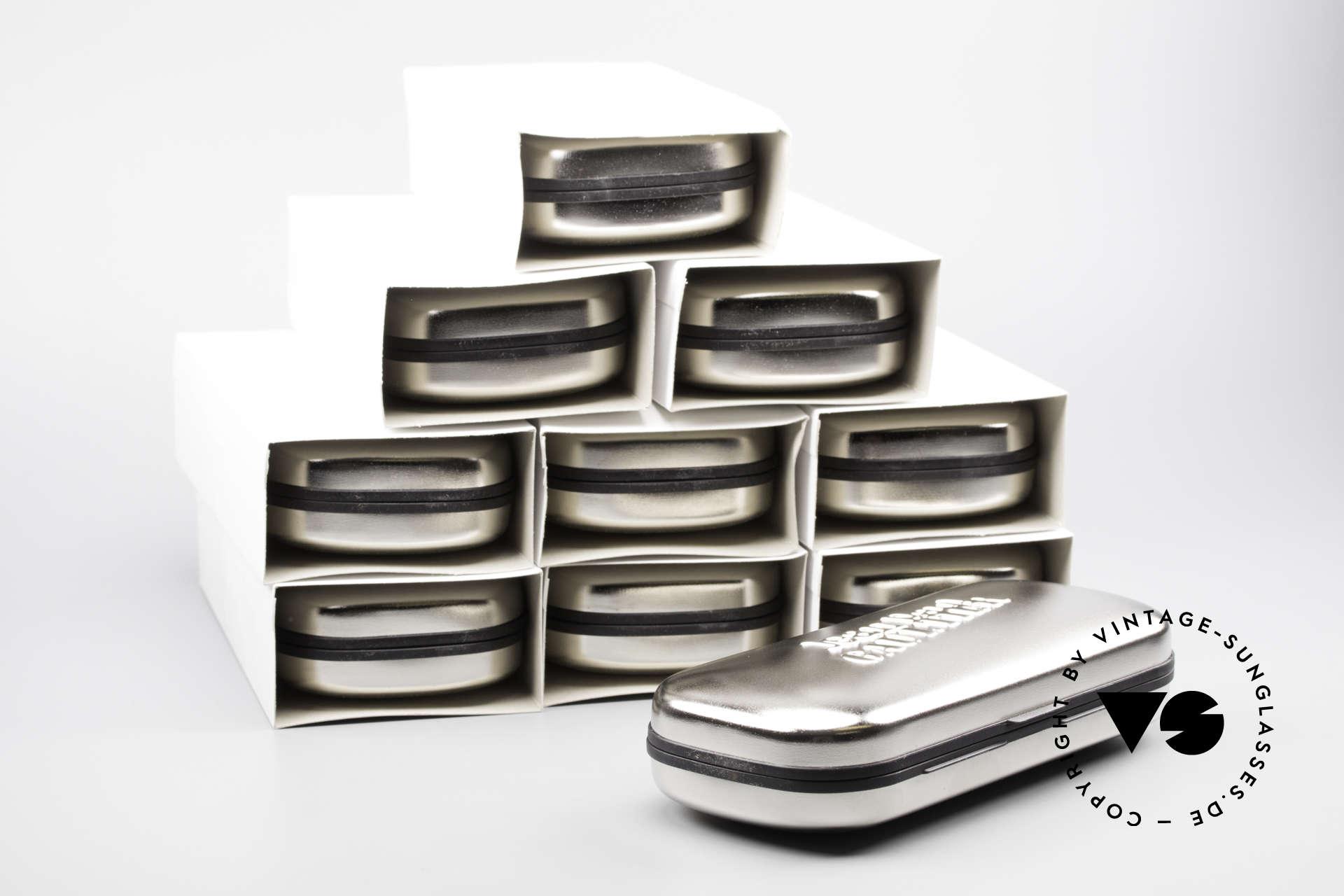 Jean Paul Gaultier 10 Cases Alte Original Gaultier Etuis, 10 Stück original alte Jean Paul Gaultier Etuis, Passend für Herren und Damen