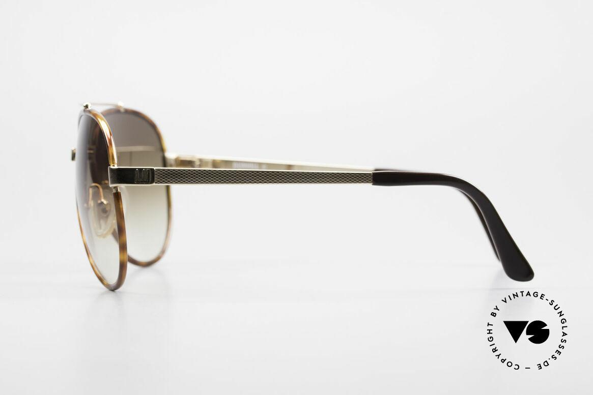 Dunhill 6023 80er Sonnenbrille Herren Luxus, ungetragen (wie all unsere Luxus-Sonnenbrillen), Passend für Herren