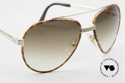 Dunhill 6023 80er Sonnenbrille Herren Luxus, KEIN retro, ein kostbares 35 Jahre altes Original, Passend für Herren