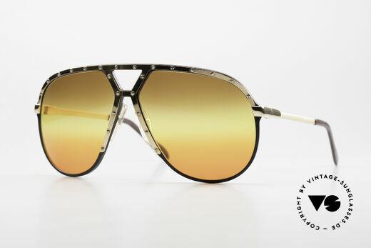 Alpina M1 80er Sonnenbrille Customized Details
