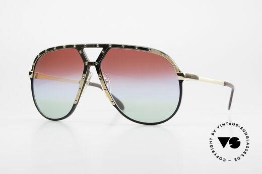 Alpina M1 80er Sonnenbrille Individuell Details
