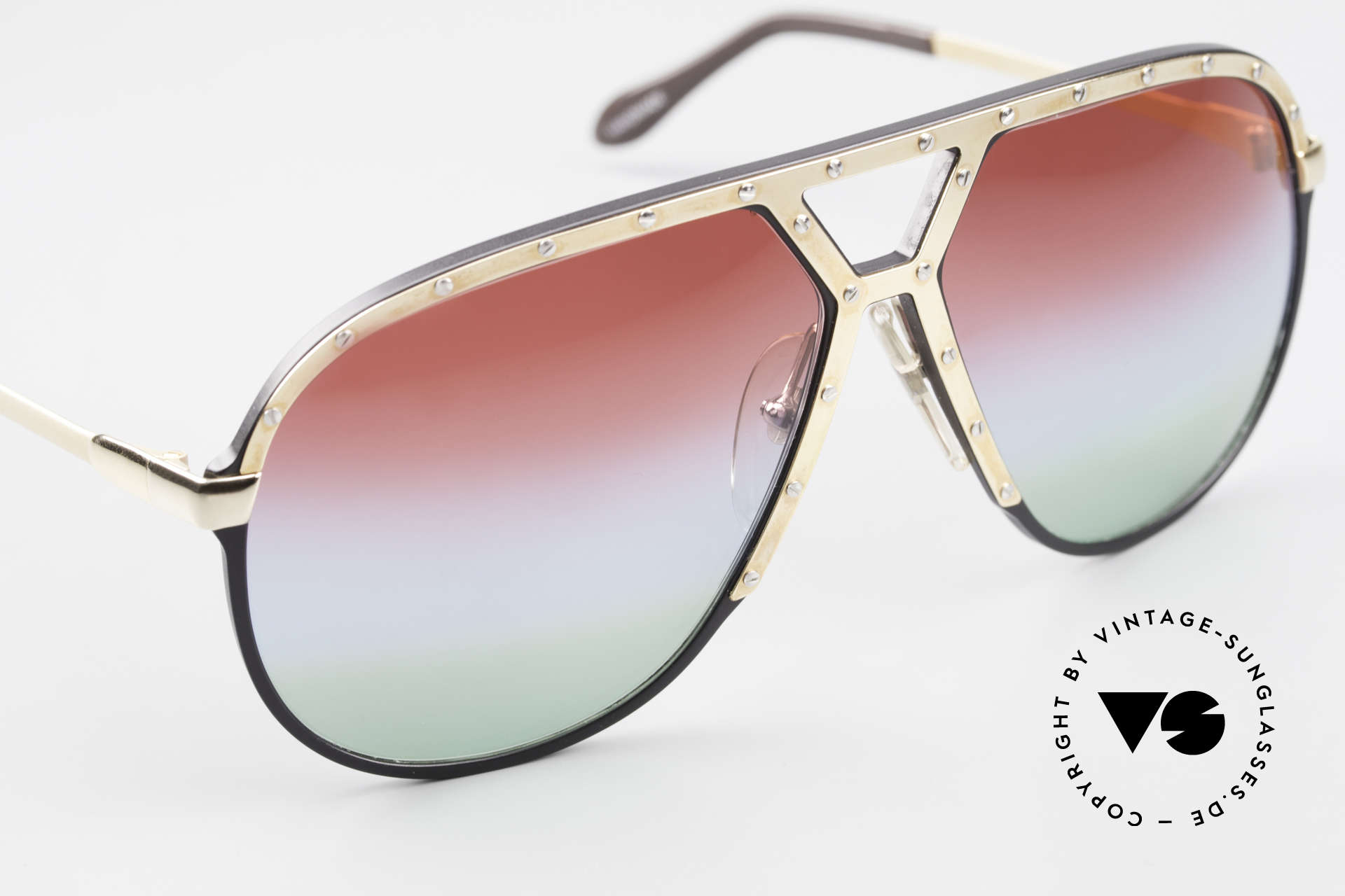 Alpina M1 80er Sonnenbrille Individuell, ungetragenes Sammlerstück (inkl. PORSCHE Etui), Passend für Herren