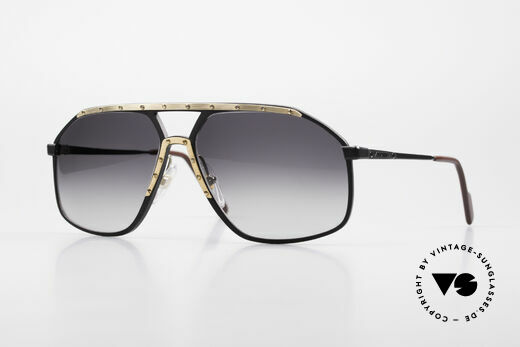 Alpina M1/7 XL Vintage Sonnenbrille 90er Details