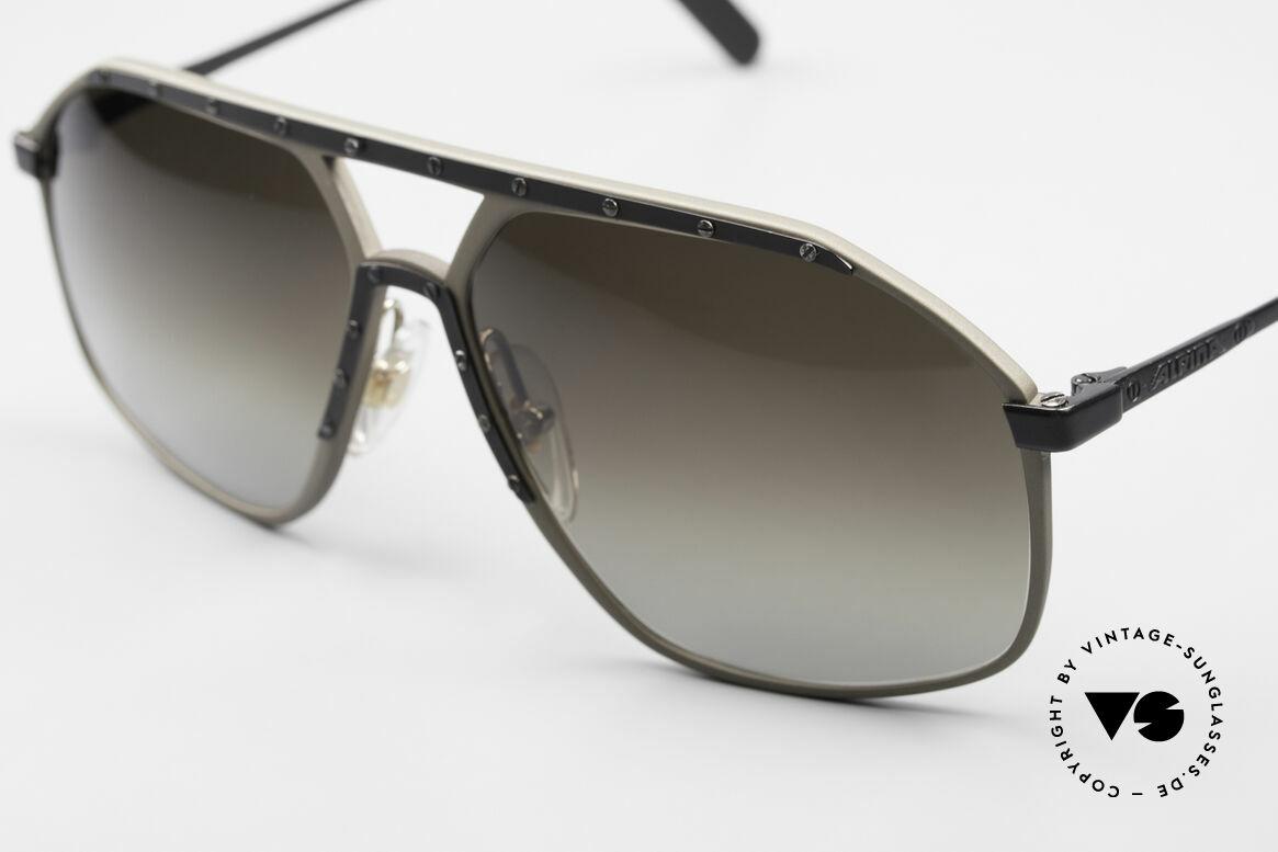 Alpina M1/7 Rare Vintage Sonnenbrille 90er, ansonsten unverwechselbar & ebenso legendär, KULT!, Passend für Herren