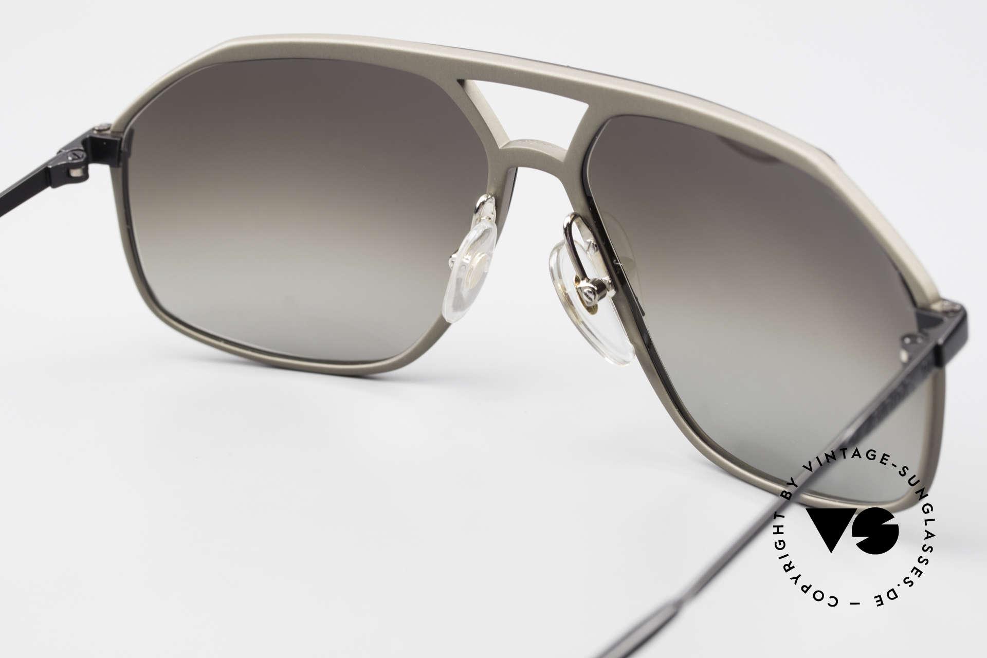Alpina M1/7 Rare Vintage Sonnenbrille 90er, Bügelaufdrucke fehlen bei diesem Exemplar, RARITÄT, Passend für Herren