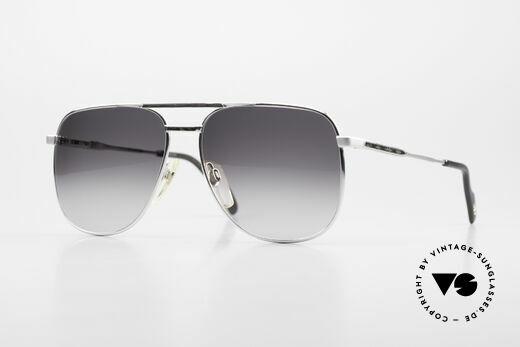 Metzler 0782 80er Herren Sonnenbrille Alt Details