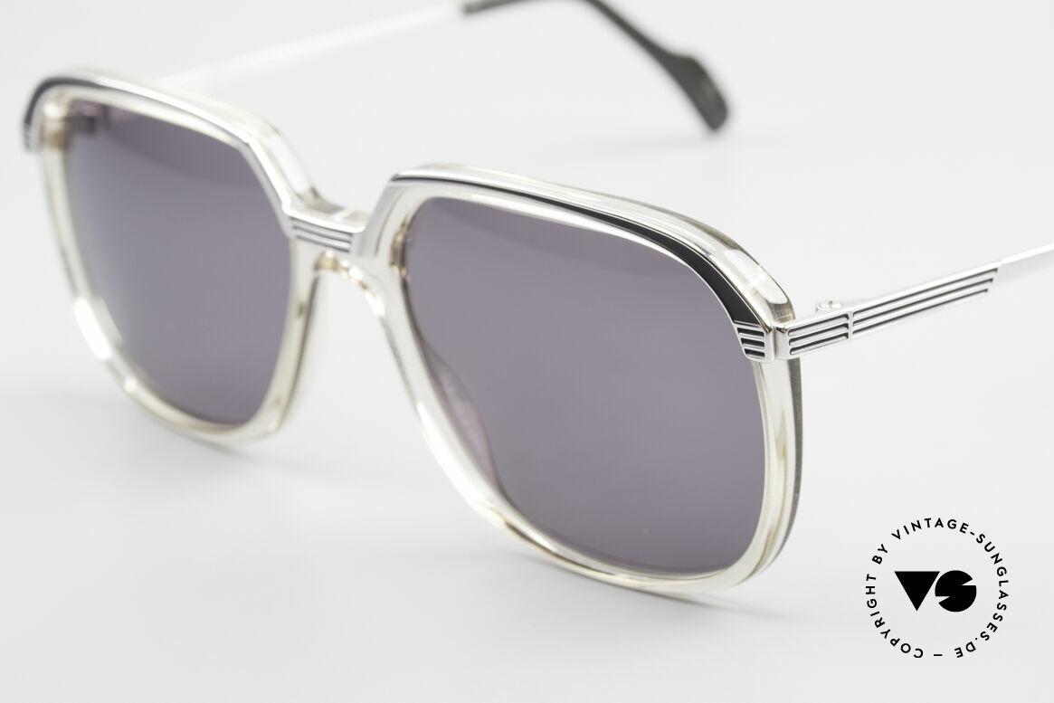 Metzler 6620 Echt 80er Vintage Sonnenbrille, ungetragen; wie alle unsere alten vintage Herrenbrillen, Passend für Herren