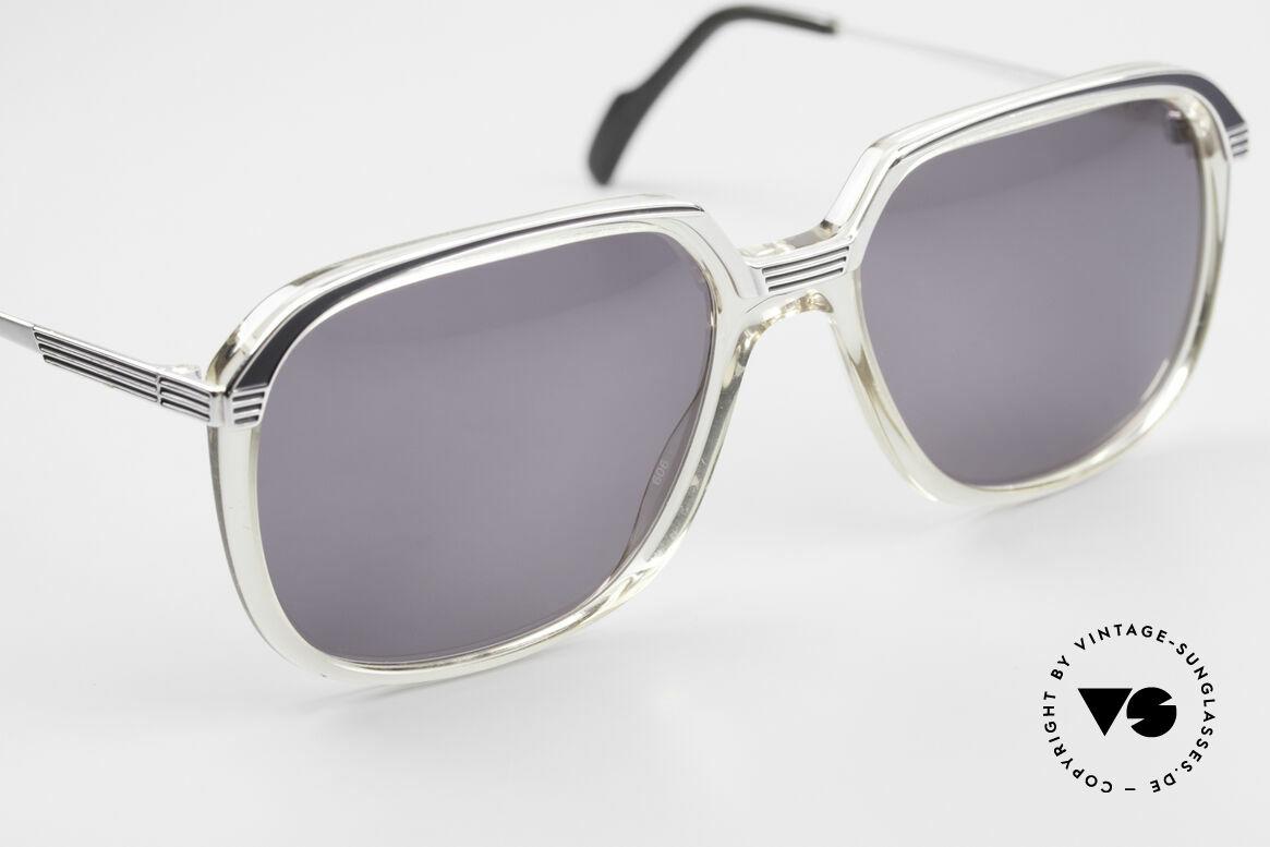 Metzler 6620 Echt 80er Vintage Sonnenbrille, KEINE Retrobrille, sondern ein seltenes 80er ORIGINAL, Passend für Herren
