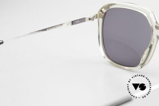 Metzler 6620 Echt 80er Vintage Sonnenbrille, Sonnengläser (100% UV) können beliebig ersetzt werden, Passend für Herren