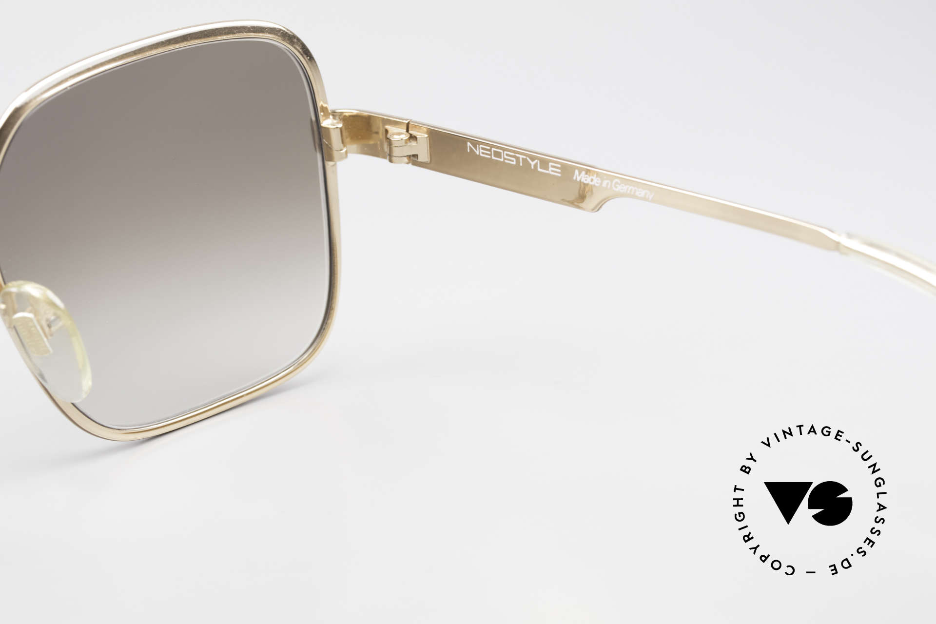 Neostyle Boutique 510 Leder Edition Vergoldet 80er, Größe: medium, Passend für Herren