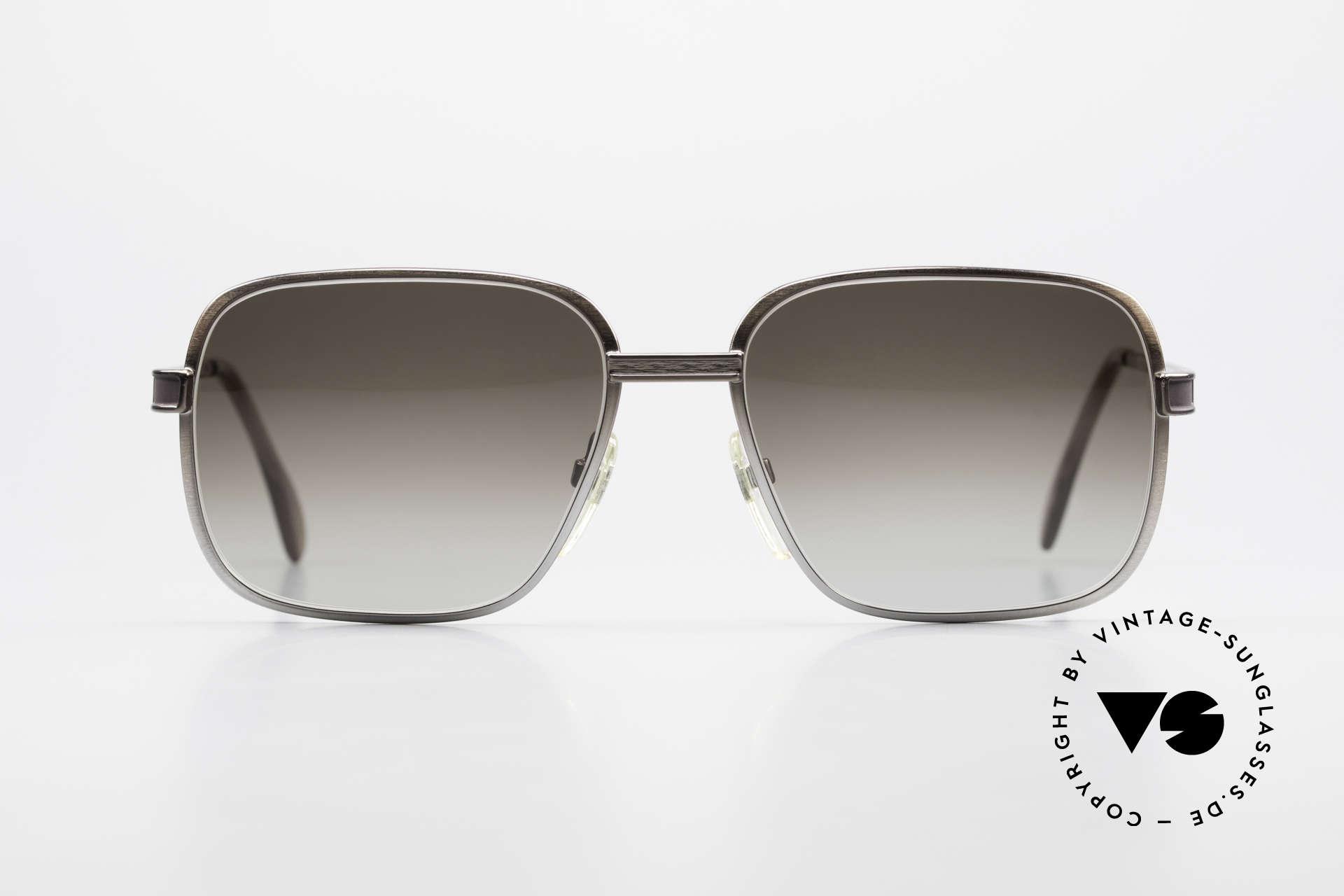 Neostyle Society 190 1980er Haute Couture Brille, damals wahre 'HAUTE COUTURE' für den Herren, Passend für Herren