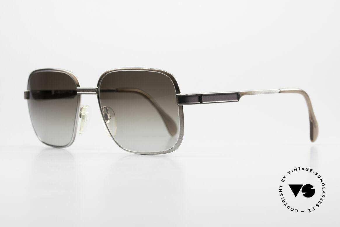 """Neostyle Society 190 1980er Haute Couture Brille, """"MADE IN GERMANY"""" Qualität für die Ewigkeit, Passend für Herren"""