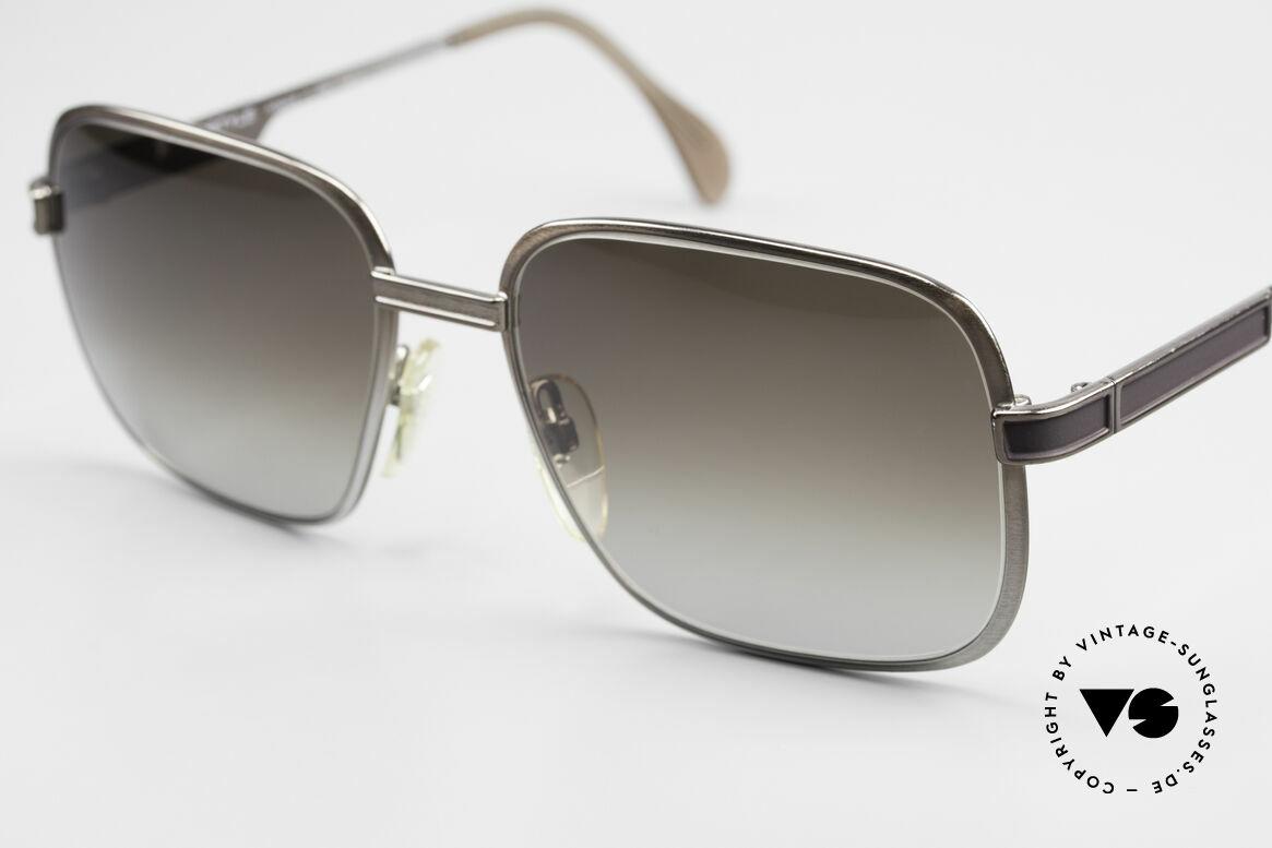 Neostyle Society 190 1980er Haute Couture Brille, ungetragen (wie alle unsere vintage NEOSTYLES), Passend für Herren